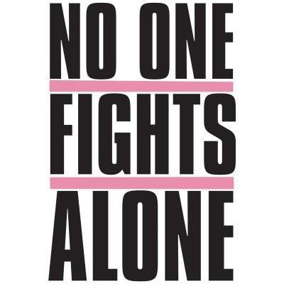 No One Fights Alone Art