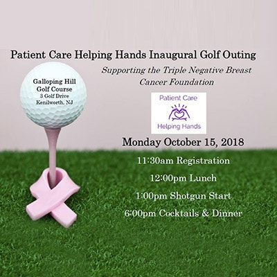 Patient Care Helping Hands Golf Outing